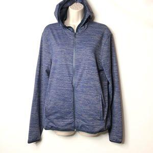 Outdoor Voices men hooded zip jacket S A3